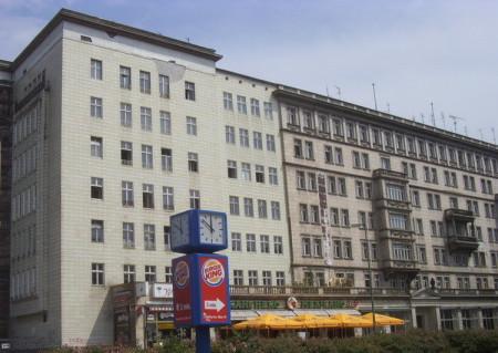 Wohngebäude, Sanierung, Berlin