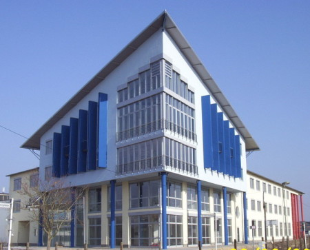Metallindustriewerk, Foto, Staaken