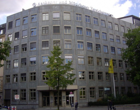 Foto, Bürogeböude, Hardenbergstraße