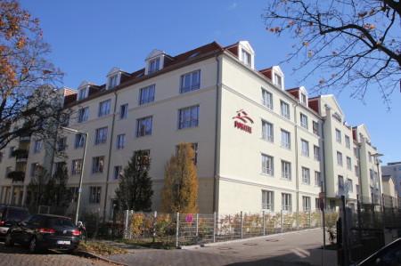 Pflegeheim, Scandic, Foto